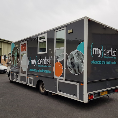 Van livery design